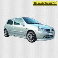 Přední spoiler pod nárazník Renault Clio II rok výroby 07/01-