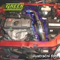 Air Intake System Green Speed'r TWISTER RENAULT MEGANE COUPÉ 2,0L i výkon 85kW (115hp) rok výroby 96-99