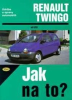 Kniha RENAULT TWINGO /55 PS/ od 6/93